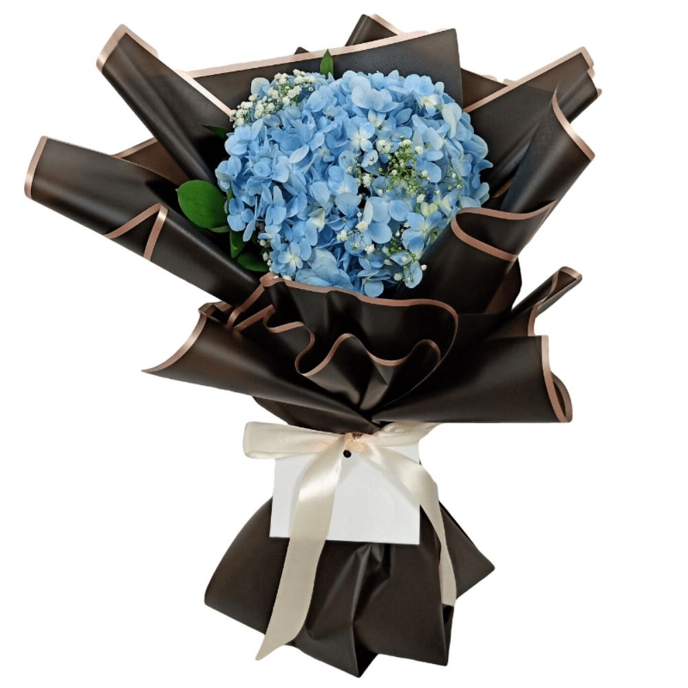 The Blue Hydrangea Floristgen